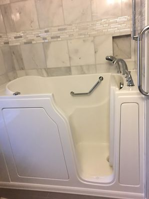 Accessible Bathtub in Norwood by Independent Home Products, LLC